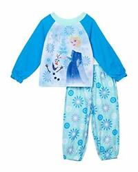 Elsa And Olaf And039magic In The Airand039 Toddler Girland039s Pajama Set 4t Blue