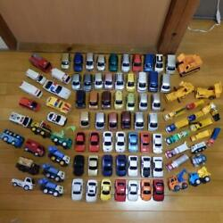 Large Set Of 100 Units Drive Town Pullback Car Educational Toy Friction