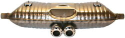 For Porsche Boxster Stainless Steel Sport Dual Exhaust Oe Style 1996-2004 New