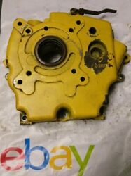 John Deere 826 1032 Snowblower Tecumseh Engine Side Cover Sump And Governor Nla