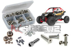 Rcscrewz Axial Yeti Jr. Can-am Axi90069 Stainless Steel Screw Kit - Axi030