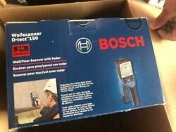 Bosch D Tect 150 Wall and Floor Scanner with Ultra Wide Band Radar Technology