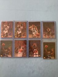 Lot Of 7 Sky Box Xcited Inserts 2x Pippen, Stockton, Peyton And More Ships Fast
