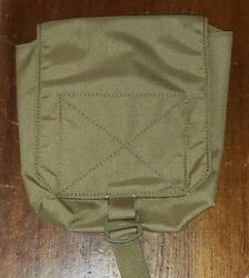 Firstspear 200 Rd Linked Ammo Pocket 6/9 Molle Coyote Brown Gp Pouch 5.56 7.62