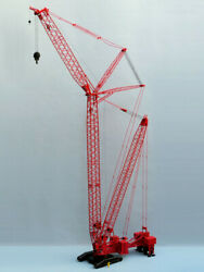 For Manitowoc 18000 Crawler Crane For Twh 1/50 Diecast Model Car Finished Truck