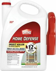 Ortho Home Defense Insect Killer for Indoor amp; Perimeter2 Ready to Use 1 Gal