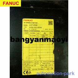 1 Pc Used Fanuc A06b-0853-b394 Tested In Good Condition