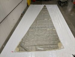 Headsail By North Sails For Farr 40 In Good Condition 52.7 Ft Luff With Bag