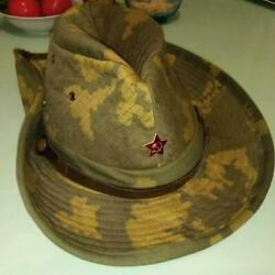 Soviet Russian 1982afghanistan Guard First Type Military Army Panama Cap Hat 60