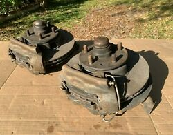 1967 Mustang Cougar Fairlane K/h 4-piston Disk Brakes. Pulled From Working Car