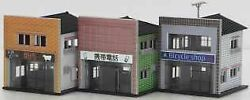 Greenmax No.2586 Store Set A 3 Stores 1/150 N Scale