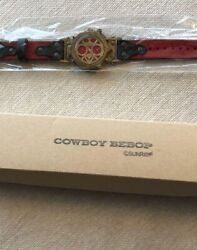 Cowboy Bebop Spikeand039s Watch Official Collaboration Jha Mint Anime 90s Japan F2413
