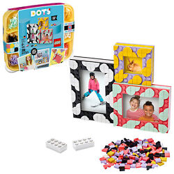 Lego Creative Picture Frames Dots Diy Craft Decorations Kit For Kids 398 Pieces