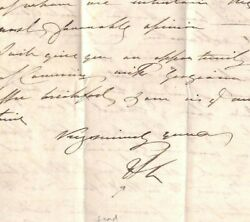 Gb Ireland 1798 Rebellion Londonderrysigned Letter Castlereagh Canning Ms2358