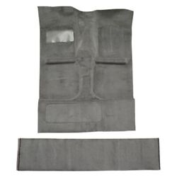 Floor Carpet For 1986-1987 Mazda B2000 Ext Cab With Jack Box Material Cutpile