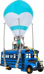 Fortnite Battle Bus Deluxe - Inflatable Balloon, Lights/sounds See Details