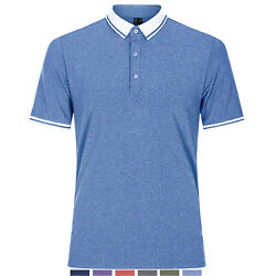 Menand039s Golf Polo Shirt Short Sleeve Quick Dry Outdoor Sport Casual Jersey Shirts