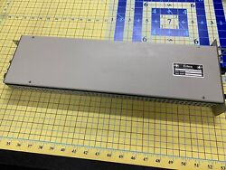 Ectron Model 778 Wideband Signal Conditioner Amplifier
