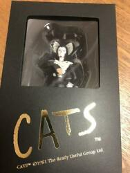 Shiki Theater Company Cats Figure Mistoffelees 1981 The Really Useful Group Used