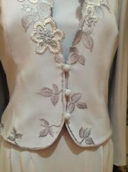 Coterie Mother Of The Bride Wedding Outfit Suit In Powder Blue Fits Size 12