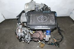 Jdm Toyota 3s-gte Engine Caldina 2.0l Turbo Motor Mr2 Celica 4th Gen St215 3sgte