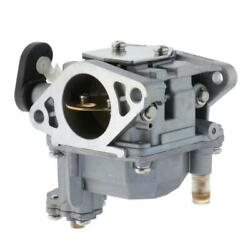 66m-14301-12-00 Alloy Carburetor Carb For Yamaha 4-stroke 15hp F15 Outboards