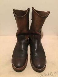 Red Wing Pecos Vintage Men Size 13us From Japan Shoes Boots