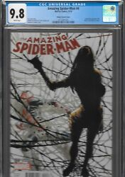 Amazing Spiderman 4 1st Cindy Moon Silk Ramos Variant CGC 9.8 Marvel MOVIE MCU