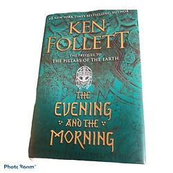 The Evening and the Morning by Ken Follett 2020 Hardcover $28.00