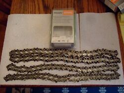Stihl Oilomatic Used Replacement 12 Kombi Pole Saw Chains Qty 4