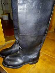Soviet Russian Afghanistan Boots Yuft Officer Military Soldier Military 42 Ussr