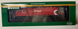 Bowser Canadian Pacific Cp Gmd Sd 40-2 Locomotive Dcc Sound 5831 Mib +