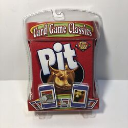 Hasbro Pit Corner The Market Stock Family Fun Game With Card Tray New 2007
