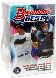 2020 Bowmanand039s Best Baseball Hobby 8 Box Case Blowout Cards