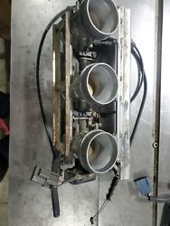 Polaris Rxl 60 Throttle Bodies With Injectors 91-96