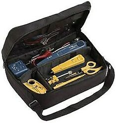 Fluke Networks 11289000 Electrical Contractor Telecom Kit Ii With Pro3000 Tone