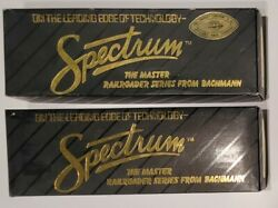 2 Ho Spectrum Empty Train Boxes Gp-30 And Fm H16-44 Baby Trainmaster