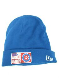 Chicago Cubs World Series Champions Knit Winter Hat 2016 New Era