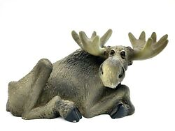 Big Sky Carvers - Bearfoots - Moose - 2000 - Moose To Amuse And Collect - Resin