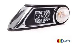 Mini New Genuine R56 Camden Side Turn Signal With Grille White Left N/s 7239757