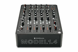 Playdifferently Model 1.4 Compact 12 4-channel Dj Mixer With Built In Effects