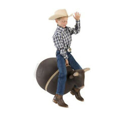 Bouncy Bull By Big Country Farm Toys Inflatable Riding Ball W/ Handle Rodeo 444