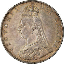 [905534] Coin Great Britain Victoria Double Florin 1887 Ms64 Silver