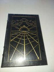 Easton Press Timescape Gregory Benford Leather  New Sealed Science Fiction