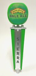 Sierra Nevada Pale Ale Green 3-sided Tap Handle - 2019 Release - New And Free Ship