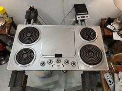 Thermador Cv2136 Cooktop Vintage Electric With Griddle
