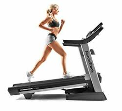 Nordictrack Commercial Series 10 Hd Touchscreen Display Treadmill Model 1750