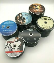 Huge Wholesale Lot Of 100 Dvd Movies Assorted Dvds Movies Bulk Mixed Used Movies