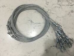 """Trappping 12 - Cable Restraints Snares,72""""length 3/32 7x7 Cable, Coyote"""