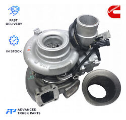 Genuine Cummins 5322344 Turbocharger Kit He351ve With Actuator No Core Charge